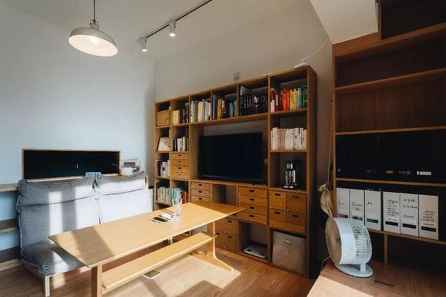 Thay vì mua nhà ngoại ô rộng rãi, chàng trai dành tiền cải tạo căn hộ 35m² đẹp tiện nghi ở trung tâm thành phố - Ảnh 10.
