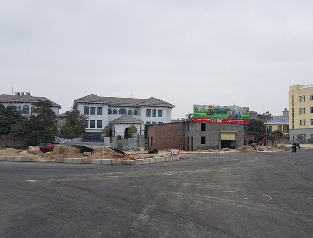 Hải Phòng yêu cầu dừng thi công với 3 công trình tạm tại nút giao Lê Hồng Phong - Sân bay Cát Bi  - Ảnh 4.