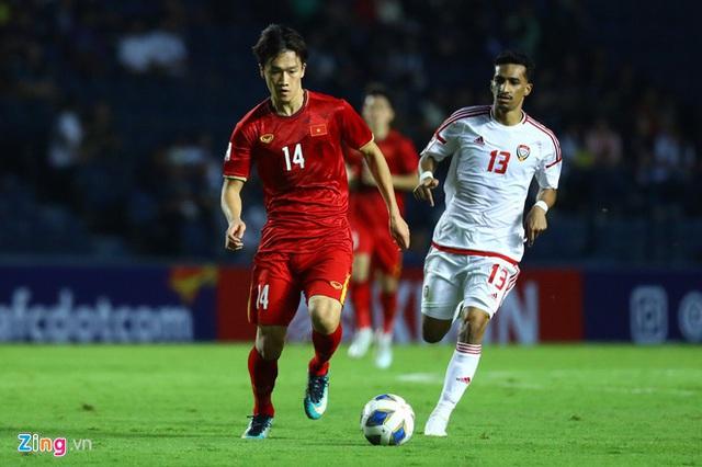 Bị cầm hòa với UAE, HLV Park Hang-seo nói gì? - Ảnh 1.