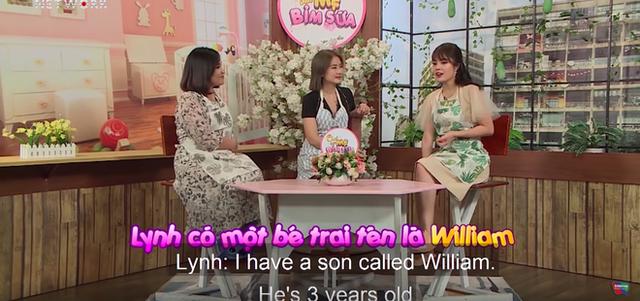 Dương Cẩm Lynh: Sinh ra thấy 2 chân con bị teo, tôi khóc hoài - Ảnh 1.