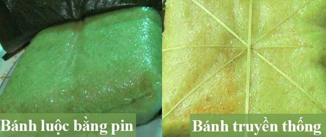 Tác hại khủng khiếp khi ăn phải bánh chưng luộc bằng pin, chuyên gia chỉ bí quyết nấu bánh ngon chuẩn vị - Ảnh 3.