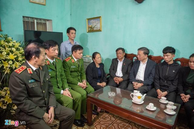 Tang lễ 3 cảnh sát hy sinh tại Đồng Tâm được tổ chức vào ngày 16/1 - Ảnh 1.