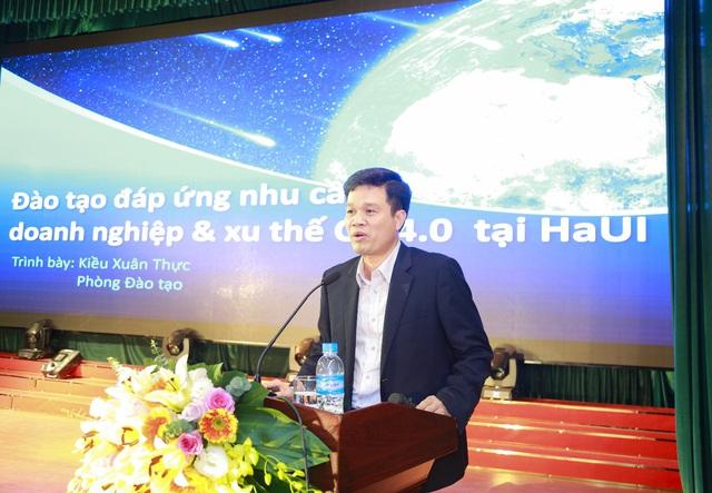 Đại học Công nghiệp Hà Nội tổ chức Hội nghị tổng kết và gặp mặt hơn 100 doanh nghiệp - Ảnh 5.