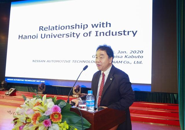 Đại học Công nghiệp Hà Nội tổ chức Hội nghị tổng kết và gặp mặt hơn 100 doanh nghiệp - Ảnh 6.