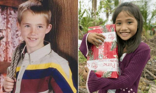 Chàng trai Mỹ nên duyên với cô gái nhận quà 14 năm trước  - Ảnh 1.