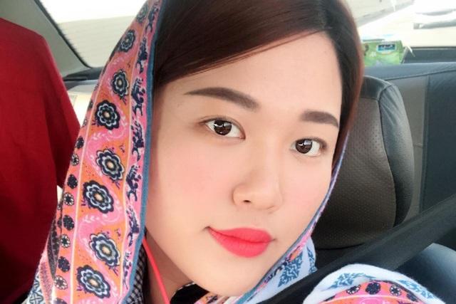 Cô gái Việt rớt tim trên chuyến bay tới Iran - Ảnh 1.