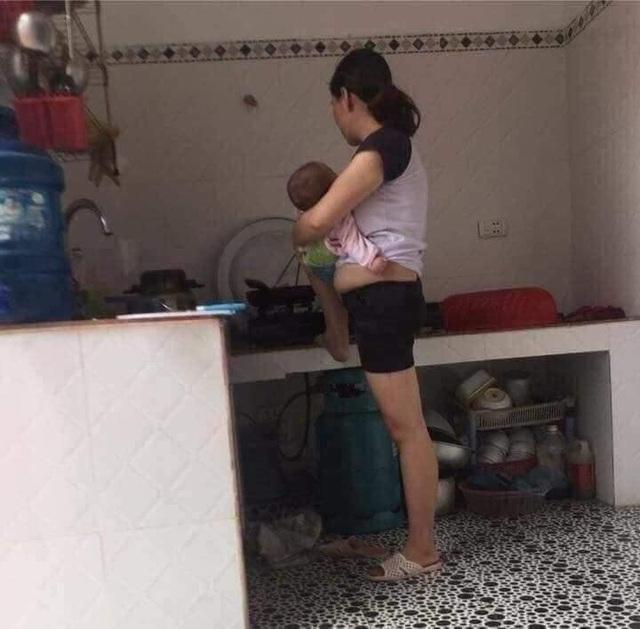 Xem loạt ảnh phụ nữ ở nhà không làm gì, chị em vừa cười vừa mếu - Ảnh 2.