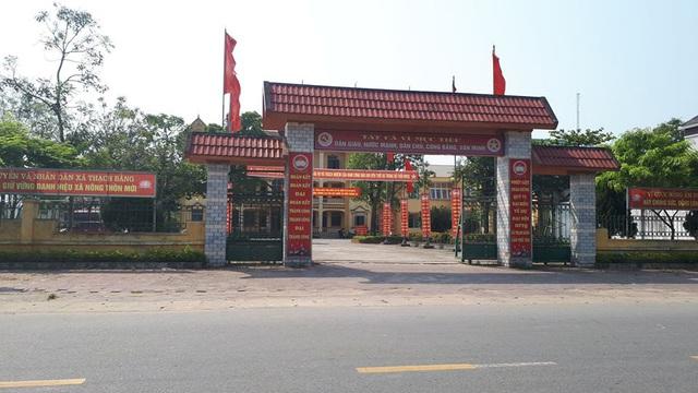 Khai trừ Đảng Bí thư xã ở Hà Tĩnh vì dính sai phạm đất đai - Ảnh 1.