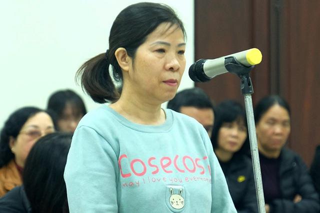 Bà Bích Quy nói tôi vô tội sau phiên tòa xử vụ Gateway - Ảnh 2.