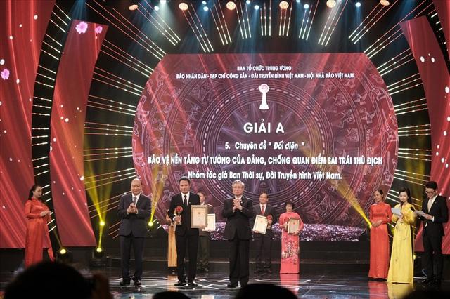 Giải Búa liềm vàng lần thứ IV năm 2019 phản ánh sinh động công tác xây dựng Đảng - Ảnh 1.