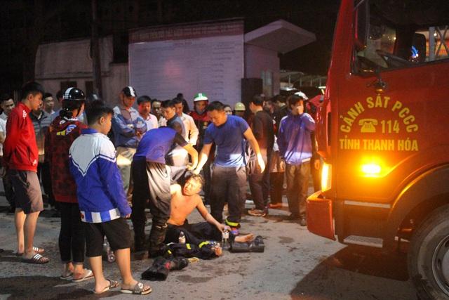 Hiện trường vụ cháy kinh hoàng tại tòa nhà Dầu khí khiến 9 người thương vong - Ảnh 6.