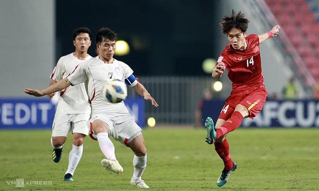 Thua phút cuối, U23 Việt Nam rời giải Châu Á - Ảnh 3.