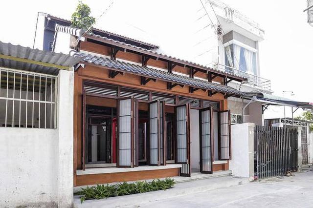 Ngôi nhà ở Tây Ninh thiết kế theo phong cách Nhật nổi bật trên báo ngoại - Ảnh 1.