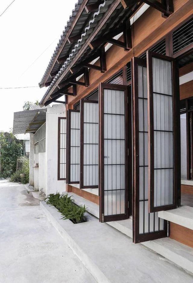 Ngôi nhà ở Tây Ninh thiết kế theo phong cách Nhật nổi bật trên báo ngoại - Ảnh 2.