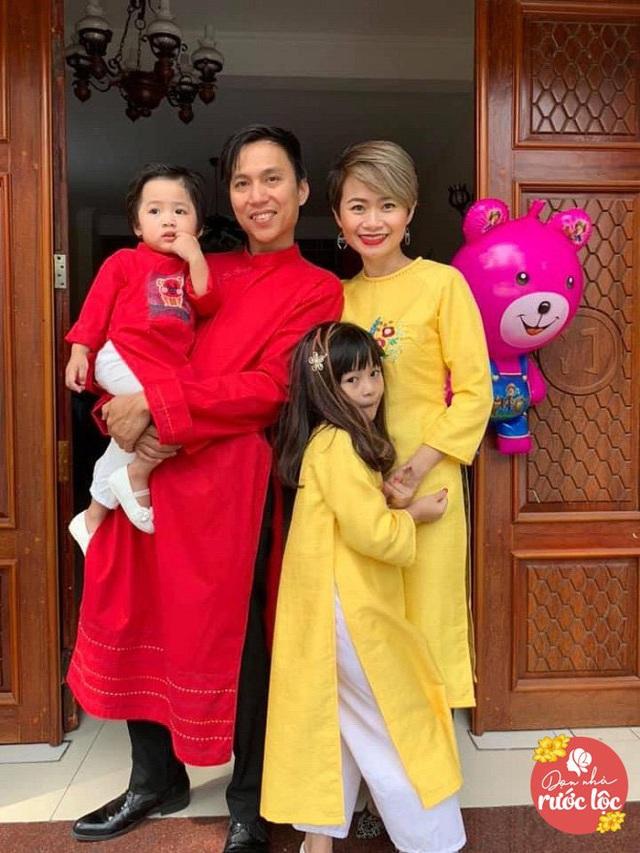 Mẹ Sài Gòn tái hiện Tết cổ truyền trong ngôi nhà 80m2 khiến ai cũng bất ngờ - Ảnh 2.