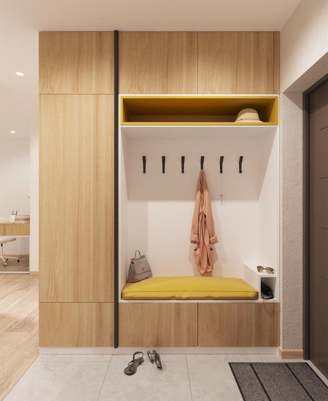 Thiết kế nhà có gác lửng với diện tích 100m² cho gia đình 4 người với tổng chi phí 158 triệu đồng - Ảnh 4.