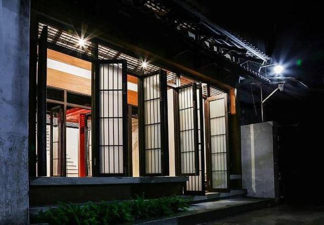 Ngôi nhà ở Tây Ninh thiết kế theo phong cách Nhật nổi bật trên báo ngoại - Ảnh 3.