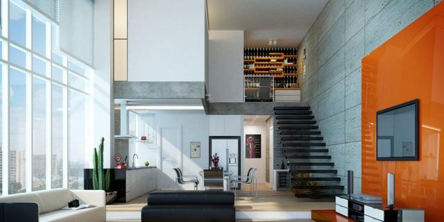 Thiết kế nhà có gác lửng với diện tích 100m² cho gia đình 4 người với tổng chi phí 158 triệu đồng - Ảnh 6.