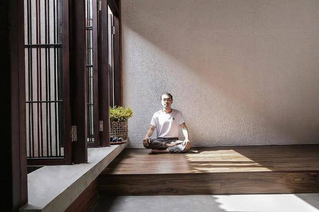 Ngôi nhà ở Tây Ninh thiết kế theo phong cách Nhật nổi bật trên báo ngoại - Ảnh 5.