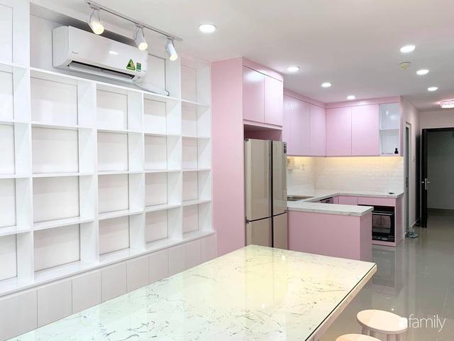 Căn bếp màu hồng ngọt ngào đẹp rụng tim của cô nàng dành tất cả niềm đam mê cho việc làm bánh ở Sài Gòn - Ảnh 7.