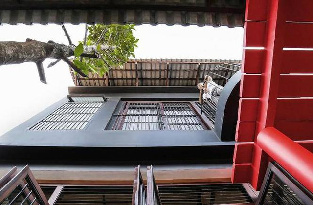 Ngôi nhà ở Tây Ninh thiết kế theo phong cách Nhật nổi bật trên báo ngoại - Ảnh 6.