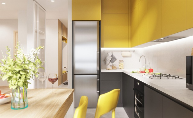 Thiết kế nhà có gác lửng với diện tích 100m² cho gia đình 4 người với tổng chi phí 158 triệu đồng - Ảnh 8.