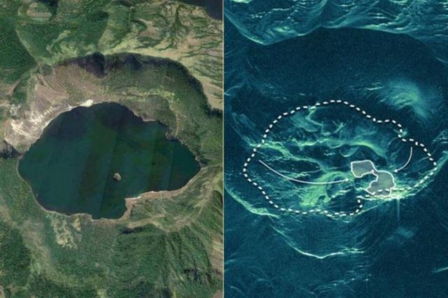 Hồ nước nổi tiếng ở miệng núi lửa Taal biến mất sau vài ngày phun trào - Ảnh 1.