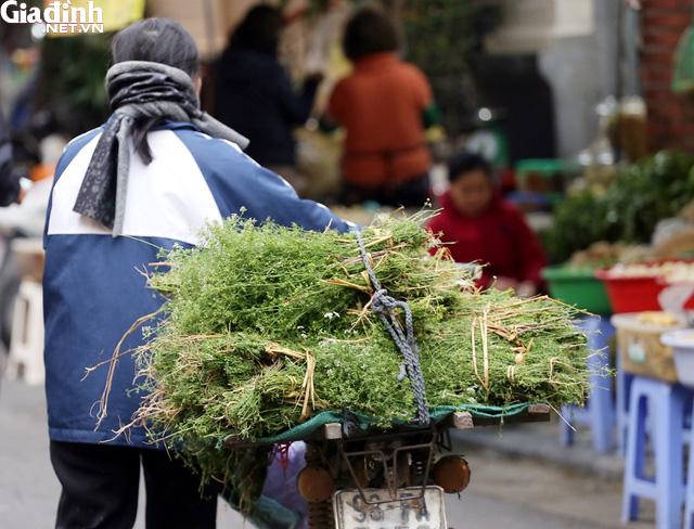 Mục sở thị chợ nhà giàu ngày Tết đậm chất quê giữa trung tâm Hà Nội - Ảnh 13.