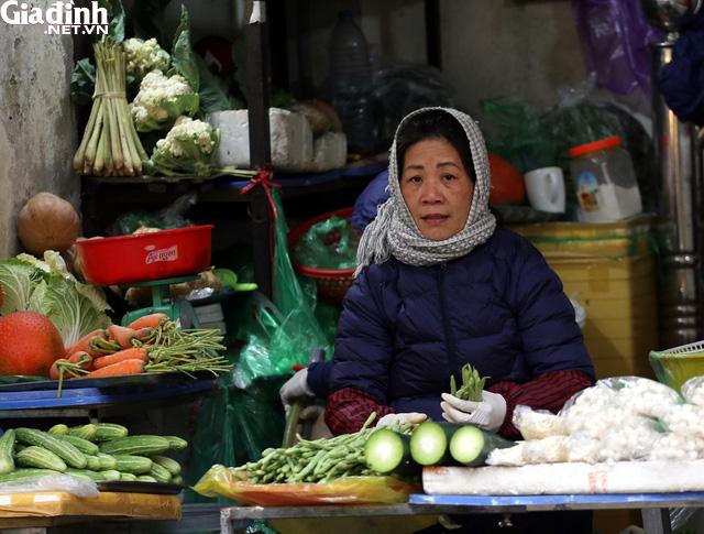 Mục sở thị chợ nhà giàu ngày Tết đậm chất quê giữa trung tâm Hà Nội - Ảnh 9.