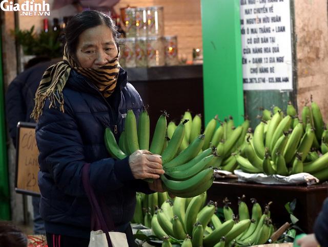 Mục sở thị chợ nhà giàu ngày Tết đậm chất quê giữa trung tâm Hà Nội - Ảnh 11.