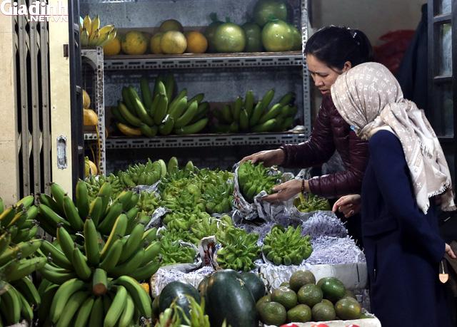 Mục sở thị chợ nhà giàu ngày Tết đậm chất quê giữa trung tâm Hà Nội - Ảnh 12.