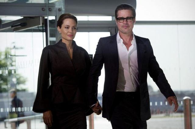 Brad Pitt bị đồn quay lại với vợ cũ, Angelina Jolie tiếp tục nhận nuôi người con thứ 7? - Ảnh 1.