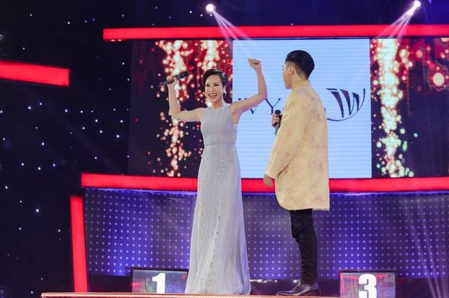 Trường Giang mơ lấy Uyên Linh làm vợ, Mỹ Linh liên tục chặt đẹp khiến Trấn Thành đứng hình - Ảnh 3.