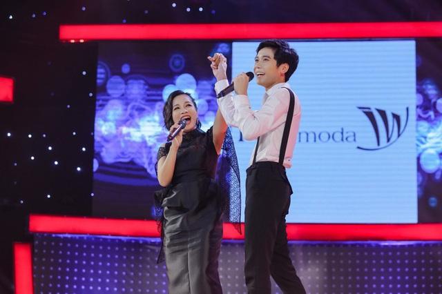 Trường Giang mơ lấy Uyên Linh làm vợ, Mỹ Linh liên tục chặt đẹp khiến Trấn Thành đứng hình - Ảnh 4.