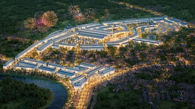 Danko City Thái Nguyên - Sức hút từ một dự án ven sông - Ảnh 1.