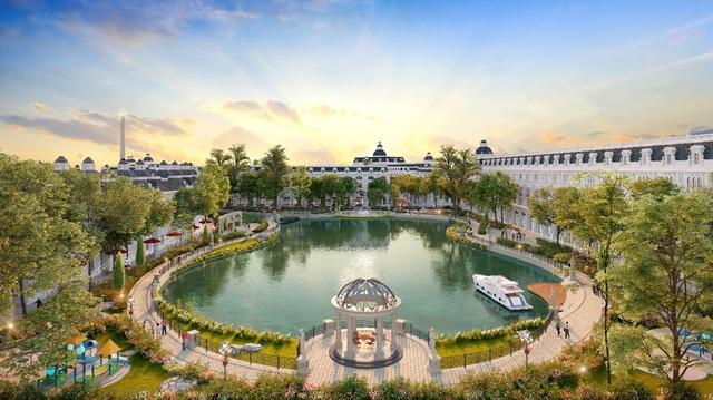 Danko City Thái Nguyên - Sức hút từ một dự án ven sông - Ảnh 3.