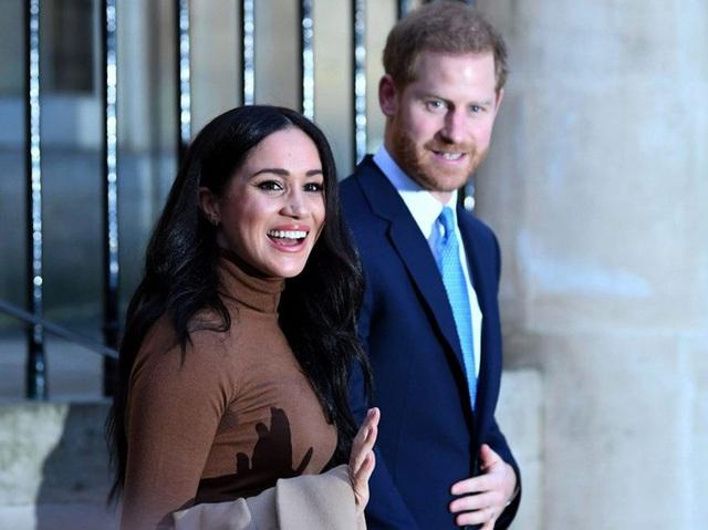 Rời hoàng gia, vợ chồng Hoàng tử Harry sẽ kiếm tiền thế nào? - Ảnh 1.