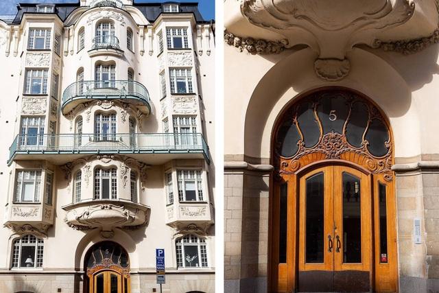 Ngôi nhà rộng 93m² lộng lẫy như chốn cung điện ở Nga với cách bài trí siêu hiện đại - Ảnh 16.