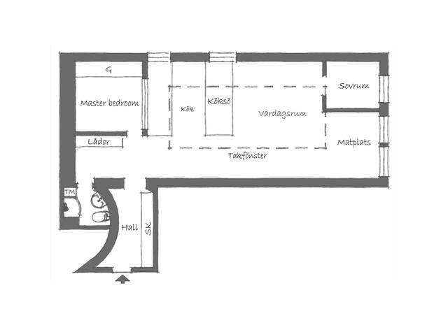 Ngôi nhà rộng 93m² lộng lẫy như chốn cung điện ở Nga với cách bài trí siêu hiện đại - Ảnh 17.