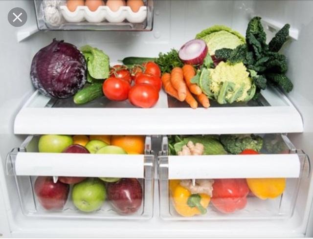 Trữ thực phẩm ngày Tết trong tủ lạnh, bạn cần biết điều này - Ảnh 1.