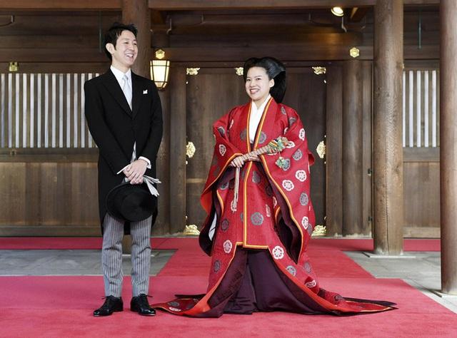Những công chúa nổi tiếng châu Á từ bỏ tước vị vì tình - Ảnh 1.