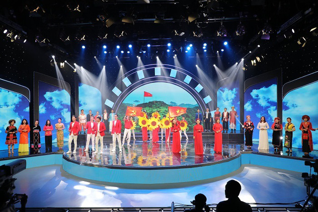 Tưng bừng chương trình Tết Đài Truyền hình TP. HCM - Ảnh 4.