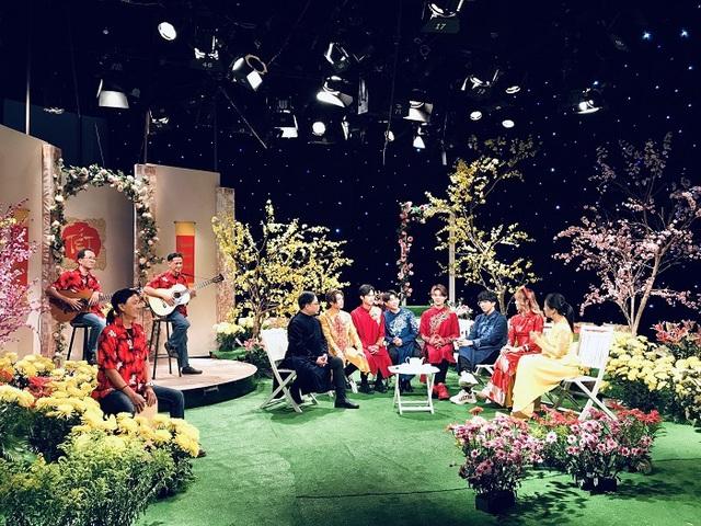 Tưng bừng chương trình Tết Đài Truyền hình TP. HCM - Ảnh 8.