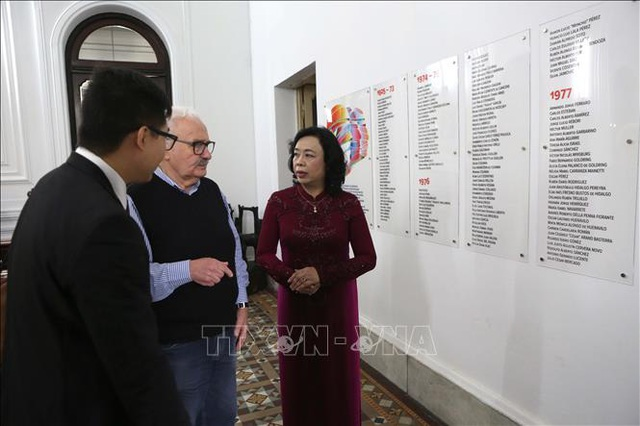 Đảng Cộng sản Việt Nam là nguồn khích lệ lớn đối với phong trào cách mạng và tiến bộ thế giới  - Ảnh 1.