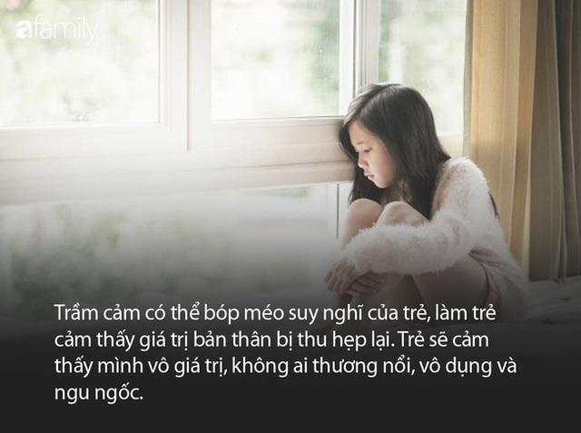 Câu chuyện của đứa con đã bị trầm cảm tới 10 năm nhưng mẹ không hề hay biết khiến các phụ huynh giật mình - Ảnh 1.