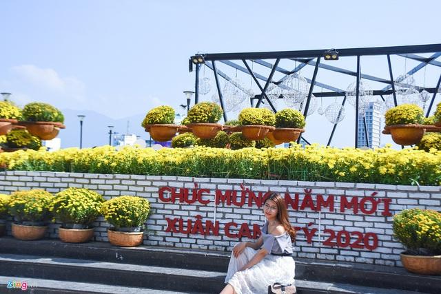 Ngắm đường hoa hơn 6 tỷ ở Đà Nẵng - Ảnh 6.