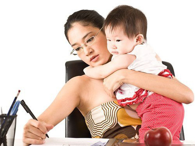 Chuyên gia bày cách cho chị em cân bằng giữa gia đình và sự nghiệp - Ảnh 1.