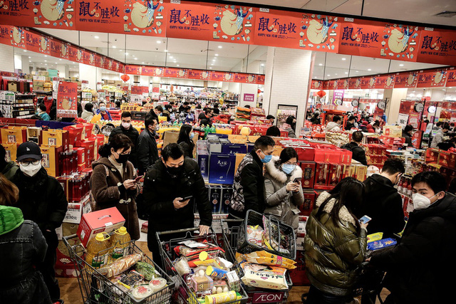 Kỳ nghỉ tết kỳ lạ của người Trung Quốc giữa cơn ám ảnh virus corona - Ảnh 3.