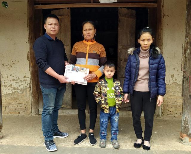 Tết ấm về với bà mẹ đơn thân bị ung thư ở Bắc Giang - Ảnh 3.