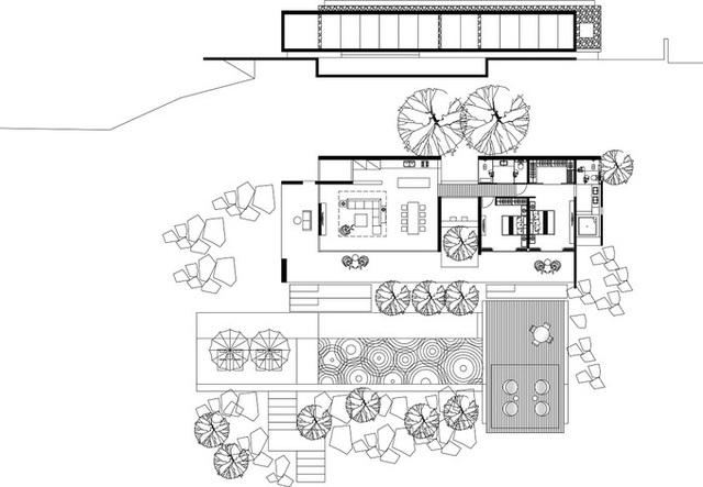 Ngôi nhà ở Cam Ranh nửa nổi nửa chìm trên đồi đá  - Ảnh 14.